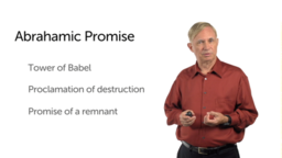 The Abrahamic Promise