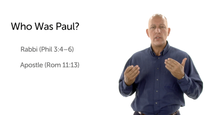 Two Perspectives on Paul