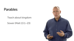 Jesus Explains the Kingdom with Parables