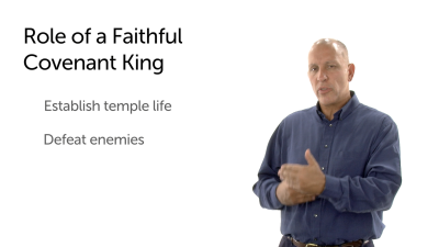 A Faithful Covenant King