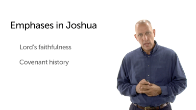 Joshua: God Gives Israel the Land