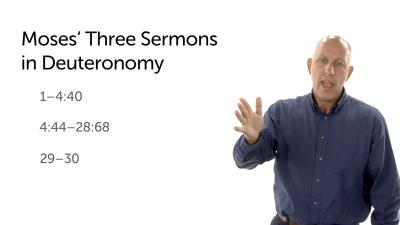Deuteronomy: Israel Prepared to Enter the Land