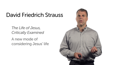 Quest for the Historical Jesus: Strauss