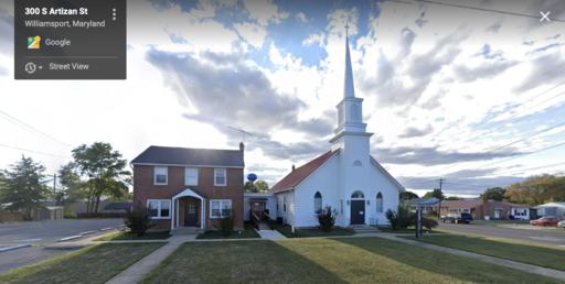 New Church Home Photo - Williamsport