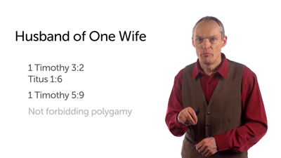Does Paul Forbid Remarriage?