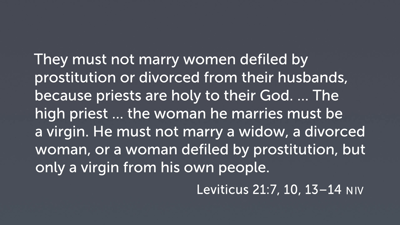 Remarriage for Priests
