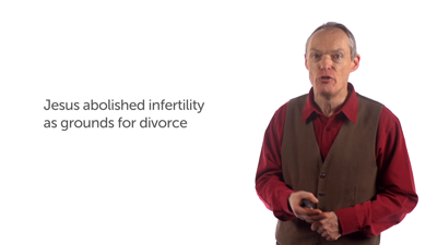 Infertility in the New Testament