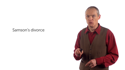 Examples of Divorce