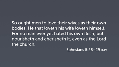 Marriage in the New Testament