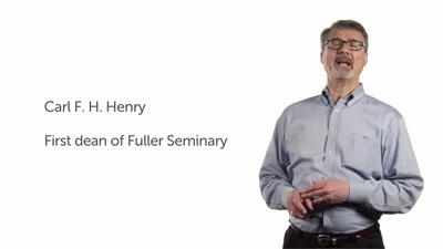 Neo-Evangelicalism: Part 2