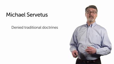 The Execution of Servetus