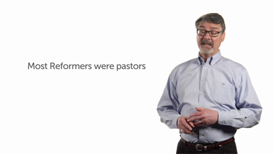 Calvin as Pastor