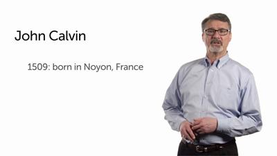 Calvin's Conversion and Genevan Turbulence
