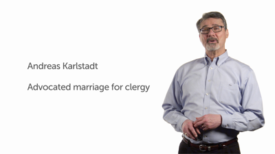 The Reformation of Marriage