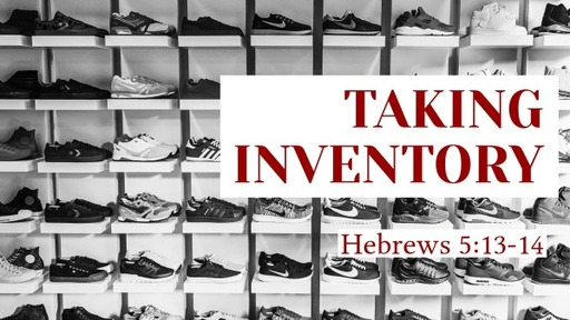 671 - Taking Inventory