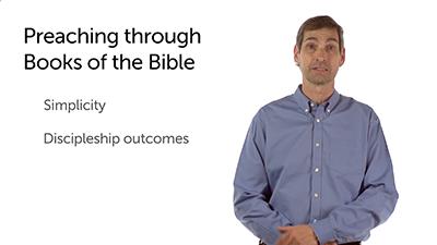 Four More Reasons for Preaching through Books