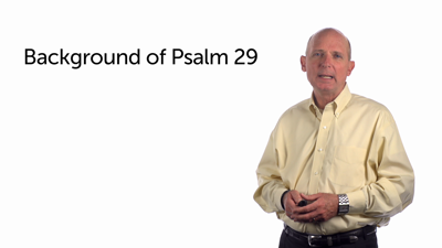Excursus: Psalm 29 as a Canaanite Poem