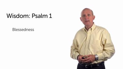 A Wisdom Psalm: Psalm 1