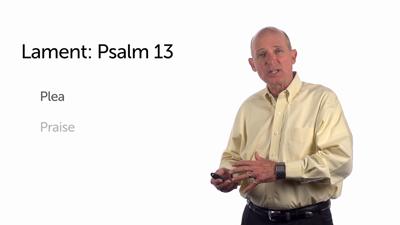 A Lament: Psalm 13