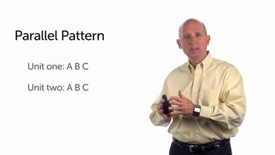Parallel Patterns