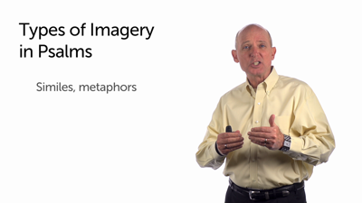 Kinds of Imagery