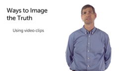 Imaging the Truth: Videos and Illustrations
