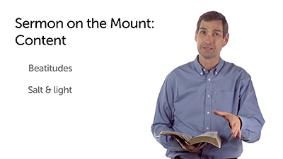 The Structure of Jesus' Sermon on the Mount