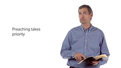 The Apostolic Secret to Preaching