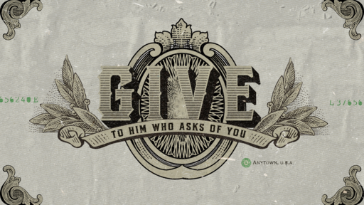 Give 1-17-21 (Responsibility)