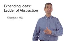 Turning One Big Idea into Three Ideas