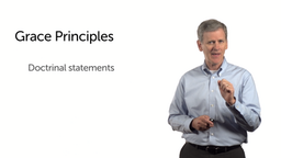 History and Biography: Exposing Grace Principles