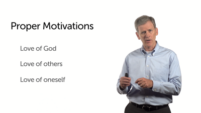 Motivation: Self-Promotion or Self-Protection