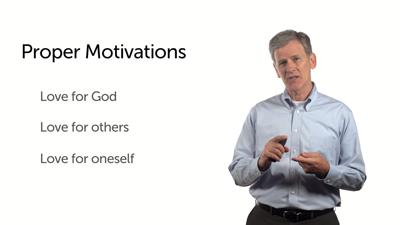 Motivation: Slavish Fear