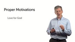 Motivation: Loving Everyone God Loves