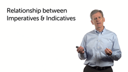 Motivation: Imperative and Indicative—Part 1