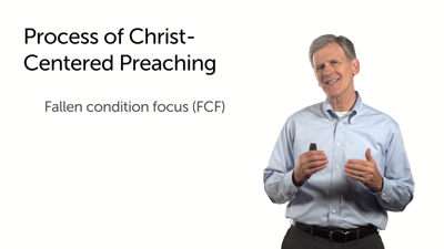 A Basic Process of Christ-Centered Preaching