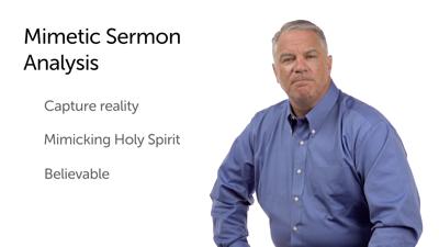 Mimetic Sermon Analysis