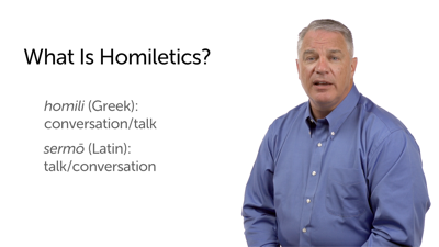 The Definition of Homiletics
