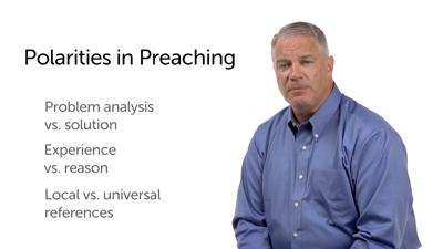 Polarity in Preaching