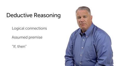 Patterns of Thinking: Deductive Reasoning