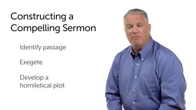Steps in Preparing a Sermon