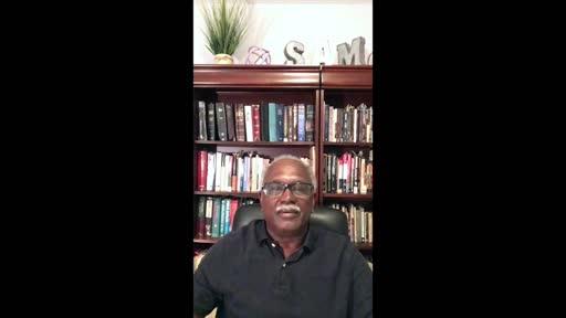 New Spiritual Commitment (God's Word) (Pastor, Dr. Samuel N. Smith)