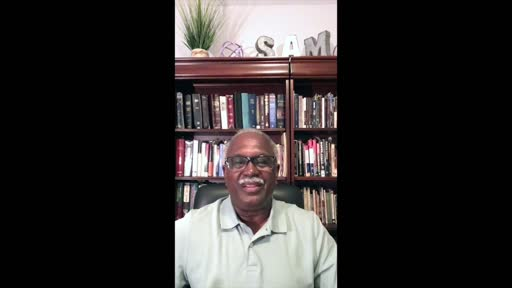 New Spiritual Commitment (God's Word) II (Pastor, Dr. Samuel N. Smith)