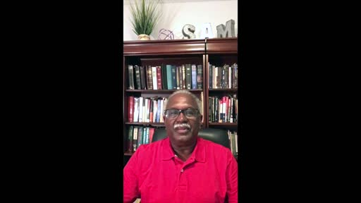 A New Spiritual Commitment - Loving The Lord With All Your Soul (Pastor, Dr. Samuel N. Smith)