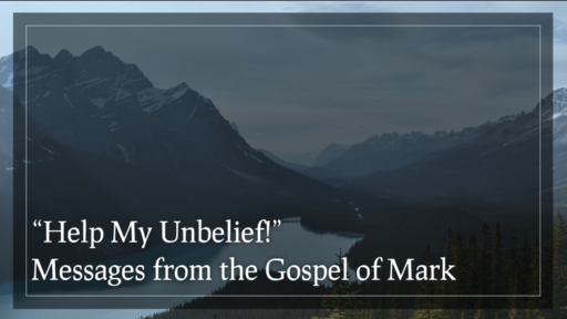 """Hazards of Familiarity"" - Mark 6:1-6"