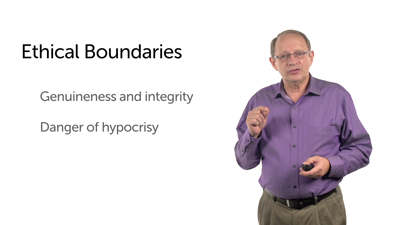 Ethics and Healthy Boundaries