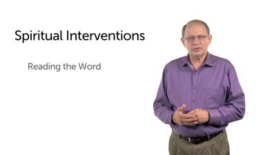Spiritual Interventions