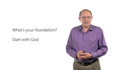 The Foundation for Developing a Biblical Approach to Counseling