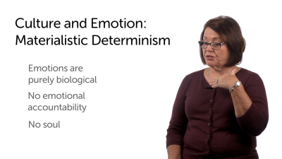 Cultural View of Emotions