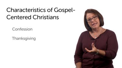 Receiving the Love of God: The Gospel-Centered Christian